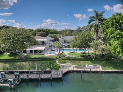 Miami Single Family Home For Sale: 4511 Lake Rd