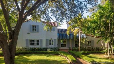 Miami Shores Single Family Home For Sale: 440 NE 92nd St