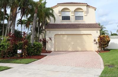 Pembroke Pines Single Family Home For Sale: 351 NW 151st Ave