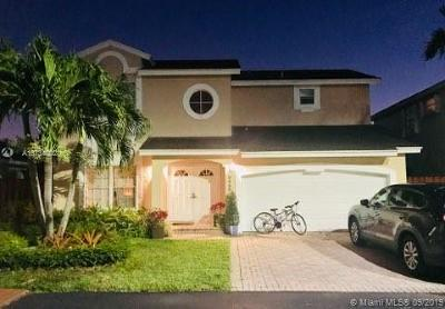 Doral Single Family Home For Sale: 9886 NW 51st Ter