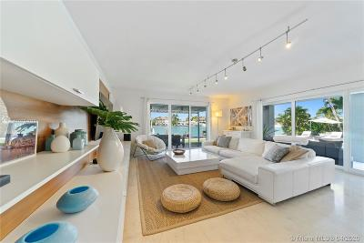 Key Biscayne FL Single Family Home For Sale: $7,350,000