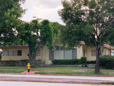 Miami Beach FL Single Family Home For Sale: $895,000