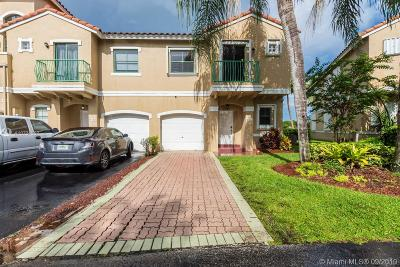 Sunrise Condo/Townhouse For Sale: 1417 NW 126th Way