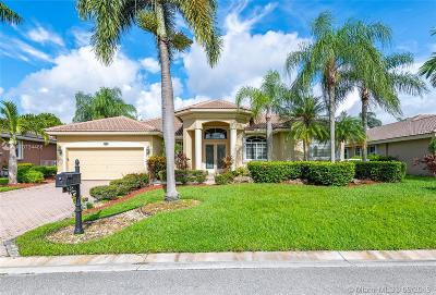 Coral Springs Single Family Home For Sale: 528 NW 120th Drive