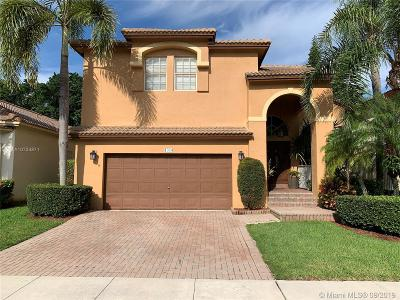 Pembroke Pines Single Family Home For Sale: 1410 SW 159th Ave