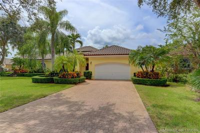 Pembroke Pines Single Family Home For Sale: 1052 SW 156th Ave