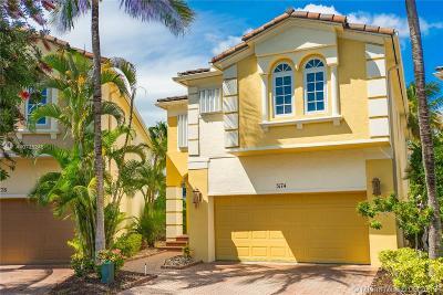 Aventura Single Family Home For Sale: 3174 NE 211th St