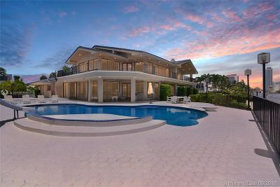 Hallandale Single Family Home For Sale: 607 Palm Dr