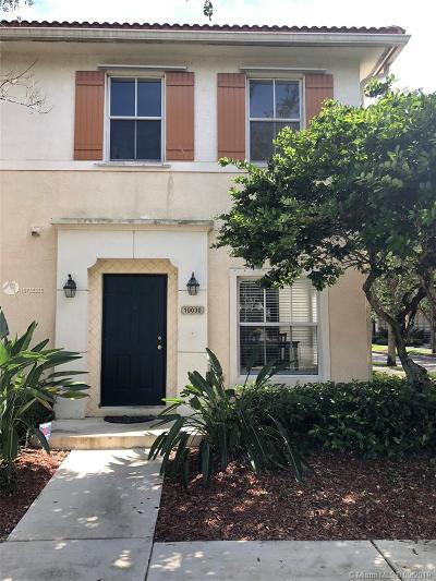 Miramar Single Family Home For Sale: 10030 SW 23rd St