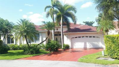 Miami Single Family Home For Sale: 15963 SW 109th St