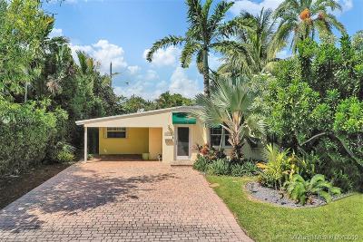 Fort Lauderdale Single Family Home For Sale: 1737 NE 16th St