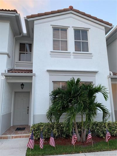 Miramar Condo/Townhouse For Sale: 15691 SW 40th St #254