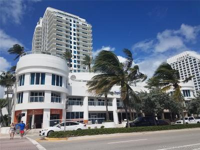 Fort Lauderdale Condo/Townhouse For Sale: 505 N Fort Lauderdale Beach Blvd #2006