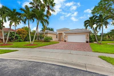 Pembroke Pines Single Family Home For Sale: 19998 SW 7th Pl