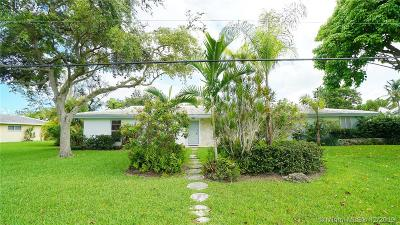 Pinecrest Single Family Home For Sale: 7320 SW 109th Ter