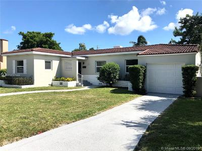Miami Shores Single Family Home For Sale: 54 NE 95th St