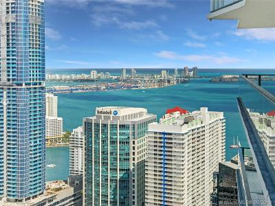 Brickell Rental For Rent: 1300 S Miami Ave #PH5010