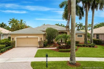 Weston Single Family Home For Sale: 2556 Eagle Run Ln