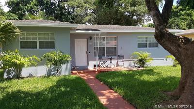 North Miami Beach Single Family Home For Sale: 1281 NE 161st St