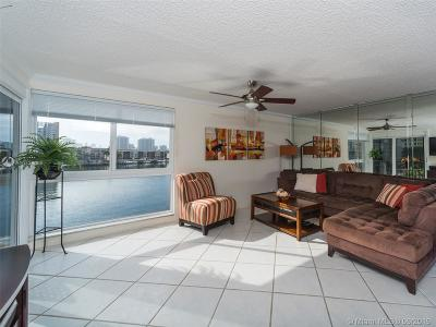 Hallandale Condo/Townhouse For Sale: 2420 Diana Dr #401