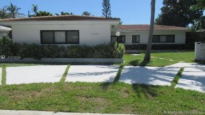 North Miami Single Family Home For Sale: 12459 Keystone Rd