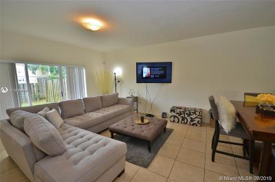Miami Gardens Condo/Townhouse For Sale: 20441 NW 15th Ave #8