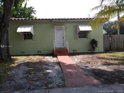 North Miami Beach Single Family Home For Sale: 1538 NE 152nd Ter