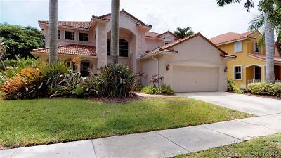 Weston Single Family Home For Sale: 3697 Heron Ridge Ln
