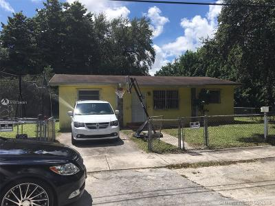 Miami Single Family Home For Sale: 2942 NW 45th St