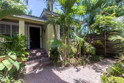 Miami Single Family Home For Sale: 2535 Tequesta Ln
