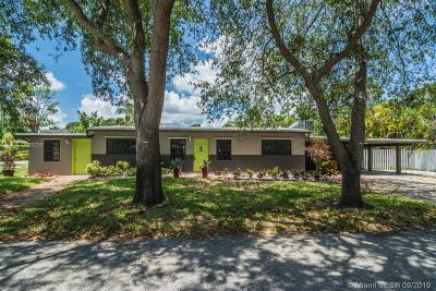 Fort Lauderdale Single Family Home For Sale: 1401 SW 20th