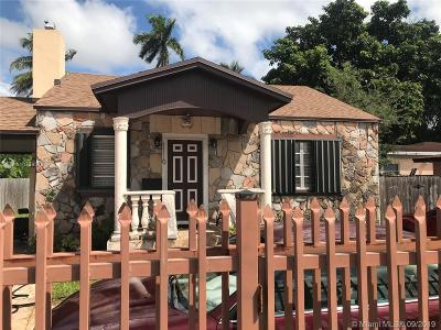 Miami Single Family Home For Sale: 1119 NW 27th St