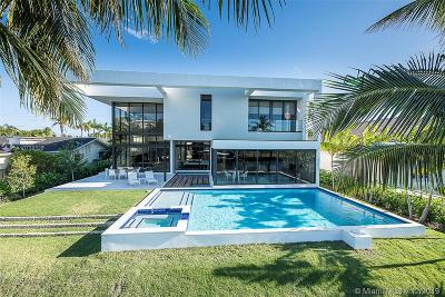 Hallandale Beach Single Family Home For Sale: 418 Sunset Dr