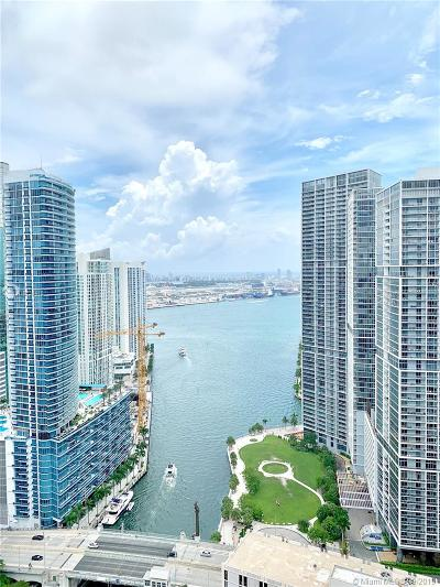 Brickell Rental For Rent: 41 SE 5th St #2405