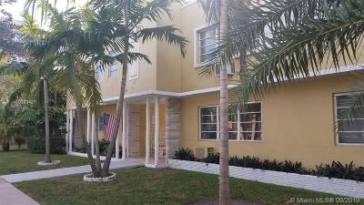 Coral Gables Single Family Home For Sale: 40 Salamanca Ave #8
