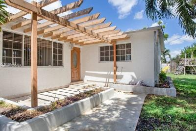 Fort Lauderdale Single Family Home For Sale: 2181 SW 36th Ter