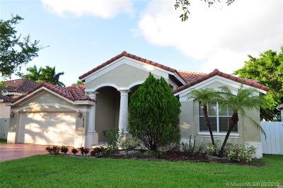 Miramar Single Family Home For Sale: 16721 SW 38th St