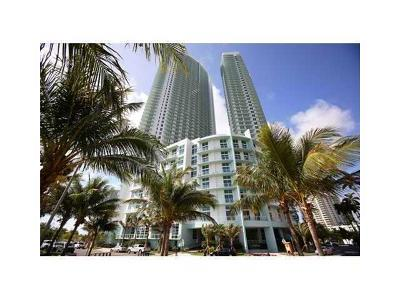 Miami Condo For Sale: 1900 N Bayshore Dr #903