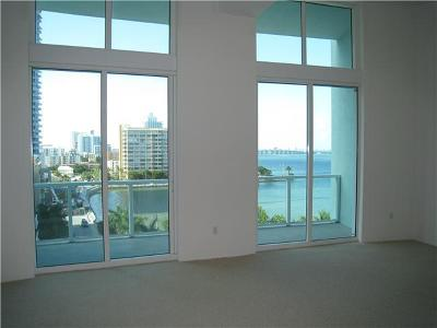 Miami Condo For Sale: 1900 N Bayshore Dr #908