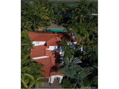Miami, Miami Beach Single Family Home Active-Available: 4265 North Meridian Av