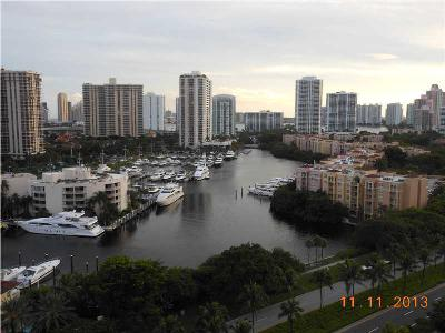Aventura Condo For Sale: 19900 E Country Club Dr #TS-09