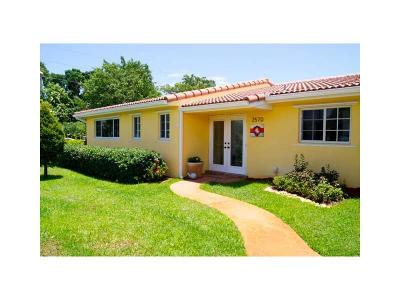 Miami Single Family Home For Sale: 2570 NE 209 Te