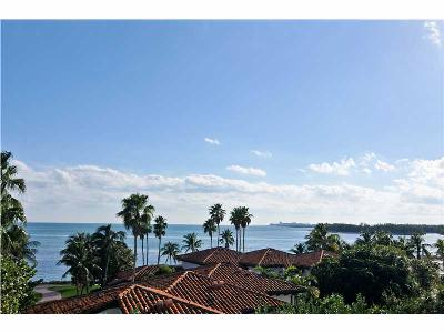 Rental For Rent: 19144 Fisher Island Dr #19144