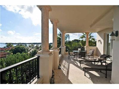 Fisher Island Condo For Sale: 19144 Fisher Island Dr #19144