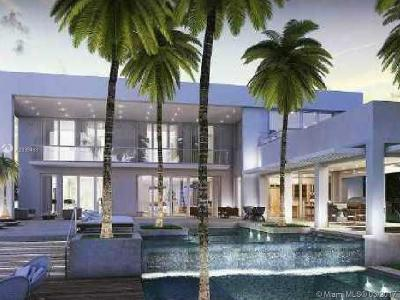 Miami, Miami Beach Single Family Home Active-Available: 40 Palm Av