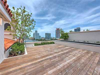 Fisher Island Condo For Sale: 7001 Fisher Island Drive #PH1