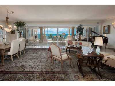 Fisher Island Condo For Sale: 7842 Fisher Island Dr #7842