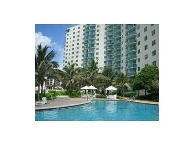 Hollywood Condo For Sale: 3901 S Ocean Dr #5P