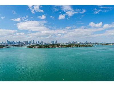 Miami Beach Condo For Sale: 520 West Av #1403