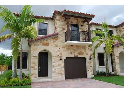 Doral Single Family Home Active-Available: 10200 Northwest 70 Te